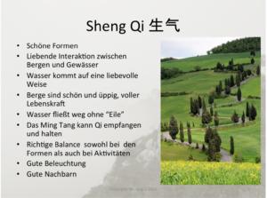 Feng Shui Beraterinnen-Ausbildung - Modul 1